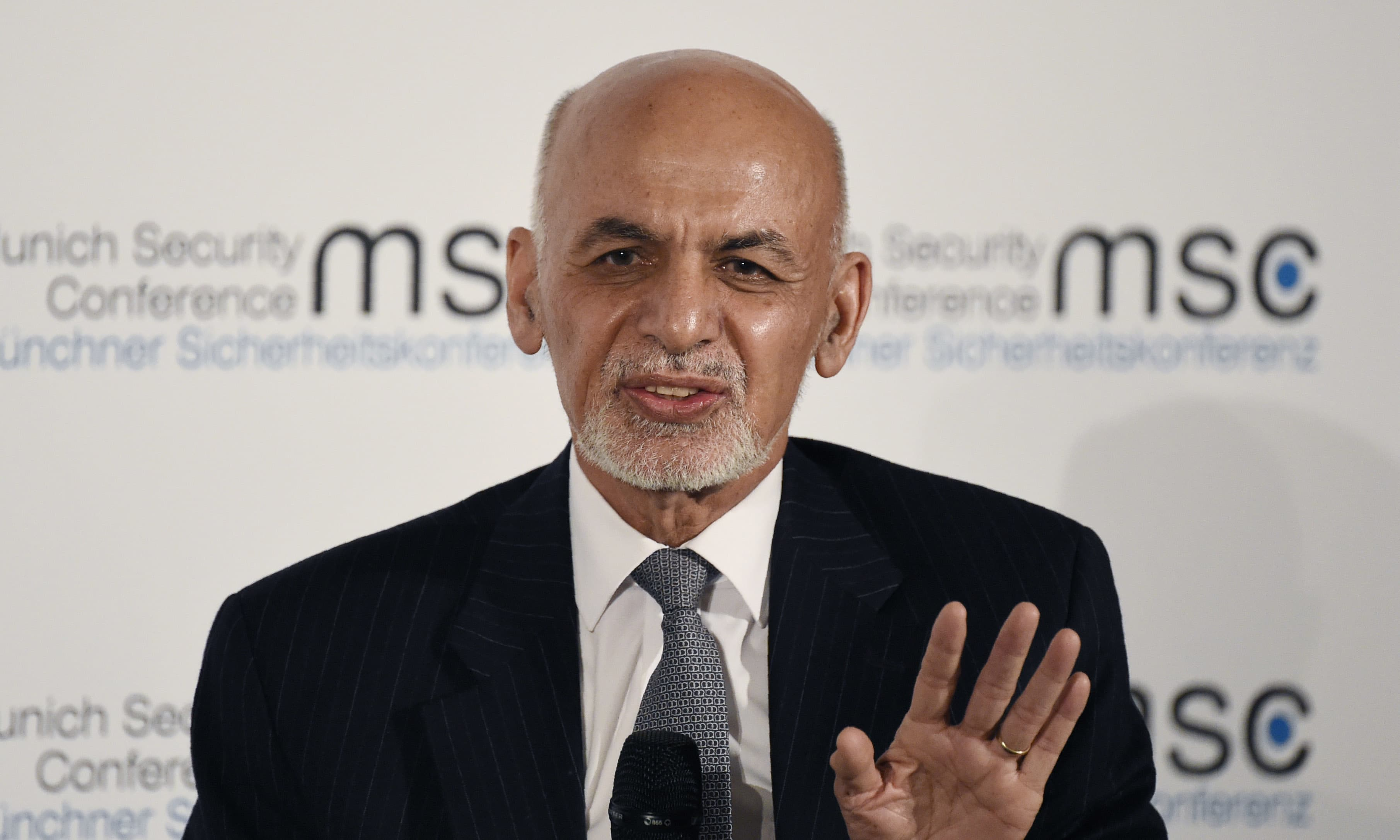 Ashraf Ghani declared winner of Afghan presidential poll