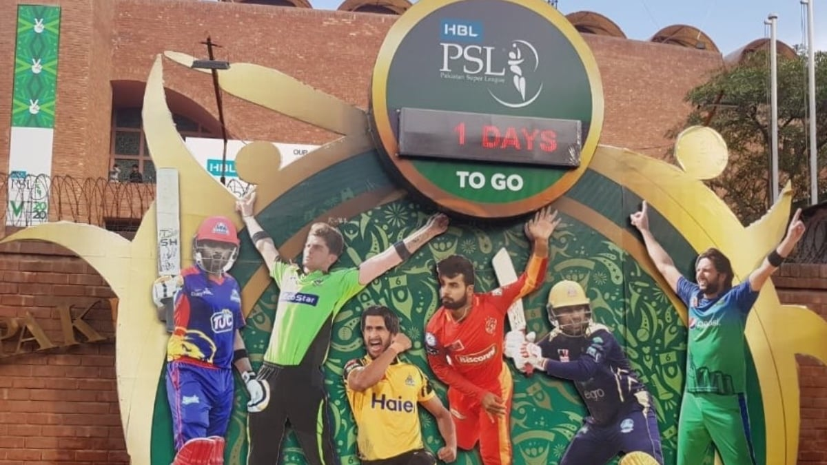 All Pakistani Twitter can talk about is PSL