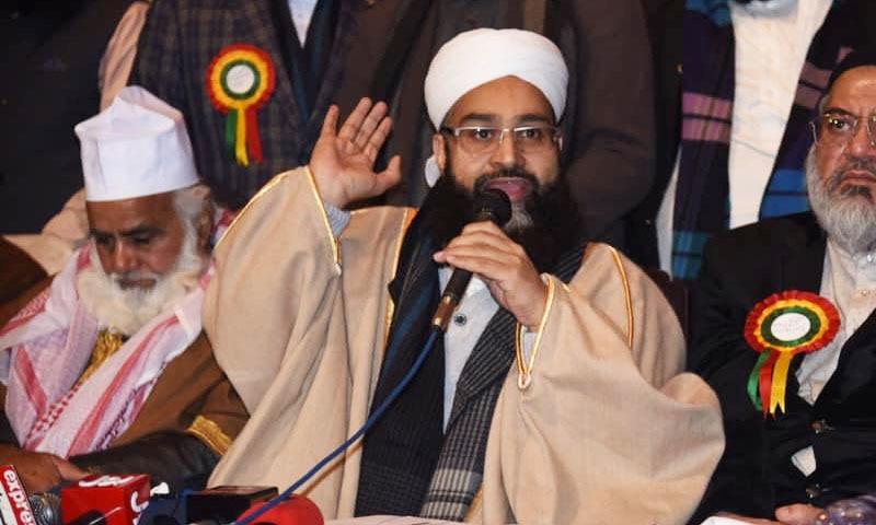 ان کا کہنا تھا کہ پاکستان اور افغانستان کے علاوہ دنیا کے تمام ممالک سے پولیو کا خاتمہ ہوچکا ہے — تصویر: فیس بک