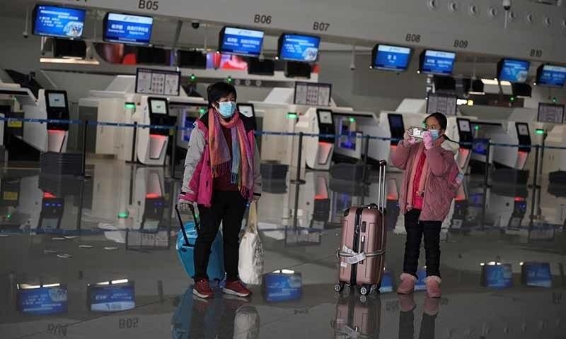 چین سے پھیلنے والے وائرس نے 25 ممالک کو متاثر کیا ہے—فوٹو: رائٹرز