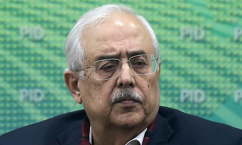 اٹارنی جنرل انور منصور خان اپنے عہدے سے مستعفی