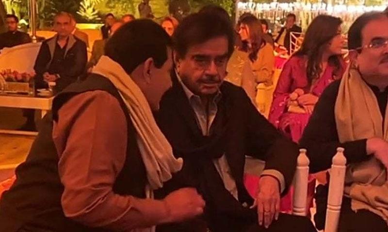 بھارتی اداکار شتروگن سنہا لاہور میں کیا کررہے ہیں؟