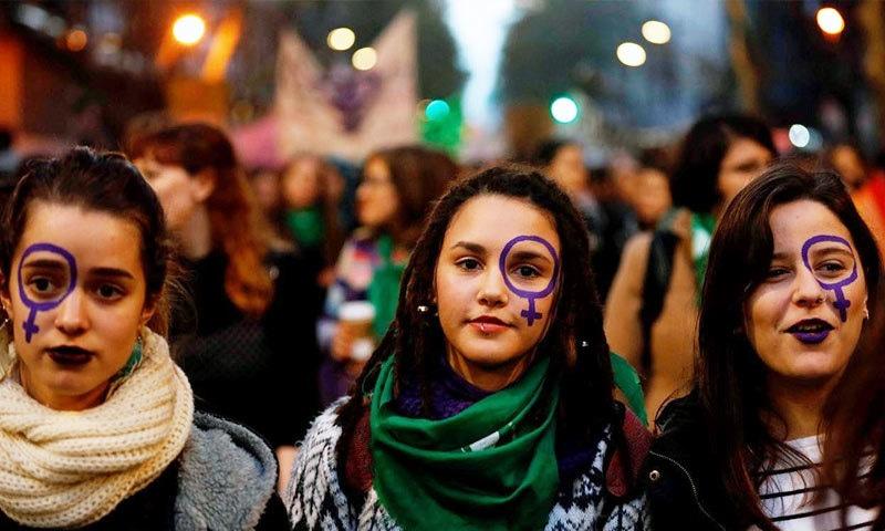 'اسقاط حمل' کو جائز قرار دلانے کیلئے ارجنٹینا میں خواتین پھر متحرک