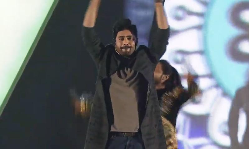 Singer Abrarul Haq. — DawnNewsTV