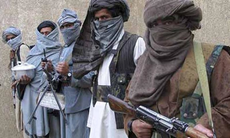 """An opinion piece by Sirajuddin Haqqani in NYT says Afghan insurgents are """"fully committed"""" to a deal with Washington. — AFP/File"""