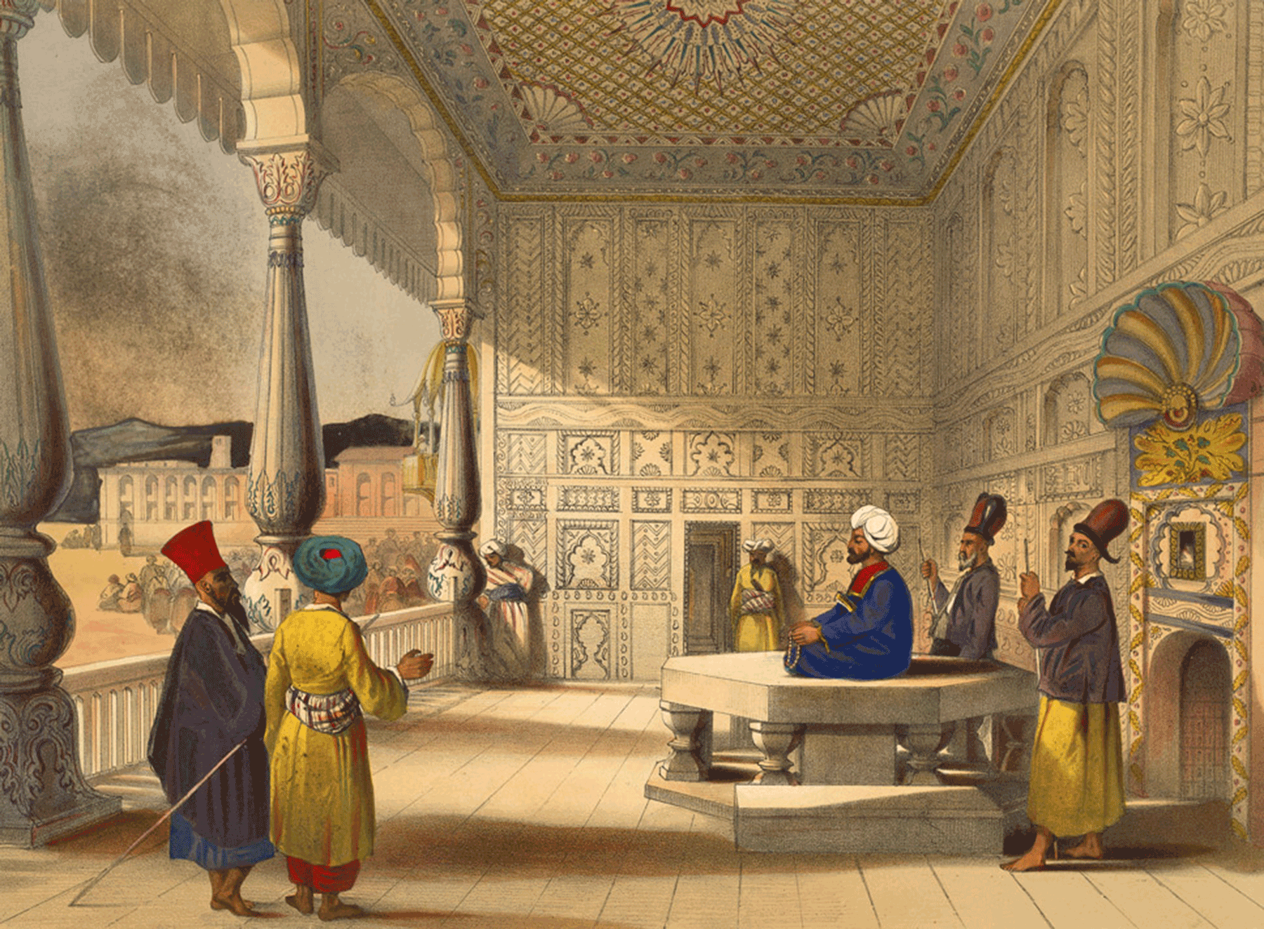 شجاع شاہ درانی (1839ء)