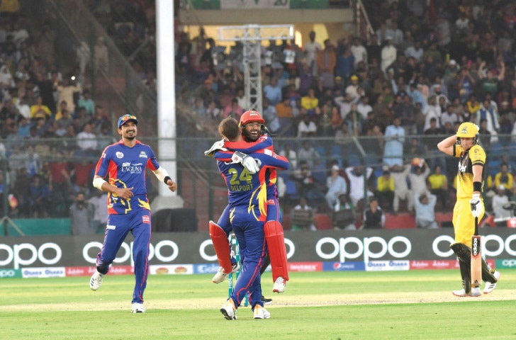 Babar leads Kings to victory in high-scoring battle with Zalmi
