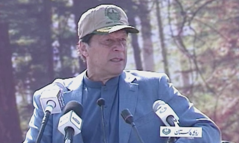 Prime Minister Imran Khan on Sunday said that the importance of tree plantation for the future of the country should be taught to the youth in schools across Pakistan. — DawnNewsTV