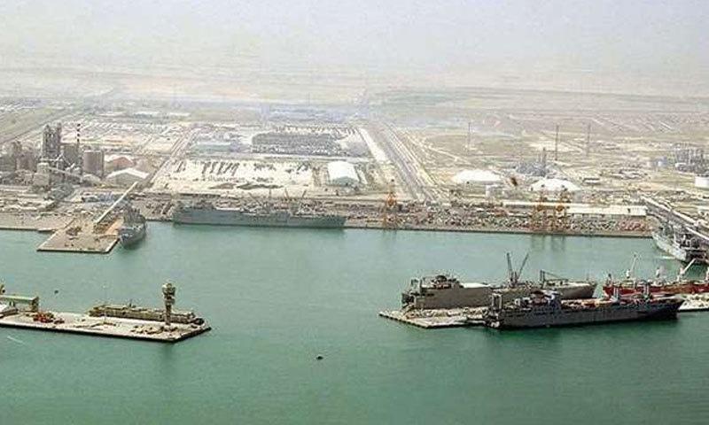 کویت نے حفاظتی اقدامات کے تحت ایران سے آنے والے جہازوں پر پابندی عائد کردی ہے—فوٹو:بشکریہ گلف ٹائمز