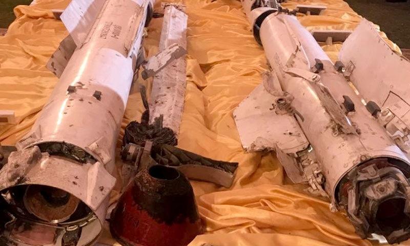 نمائش ایئر ہیڈ کوارٹر اسلام آباد میں ہوئی — فوٹو: نوید صدیقی