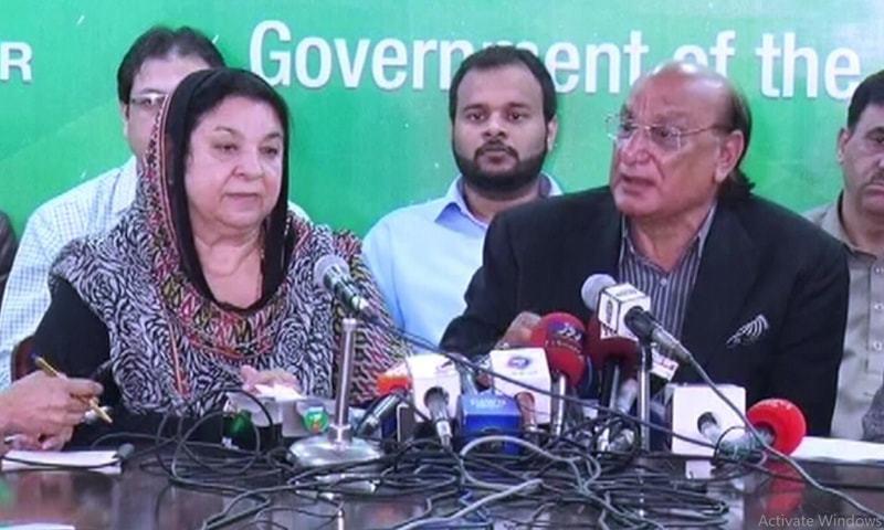 Punjab govt decides not to extend Nawaz's bail, forwards recommendation to Centre