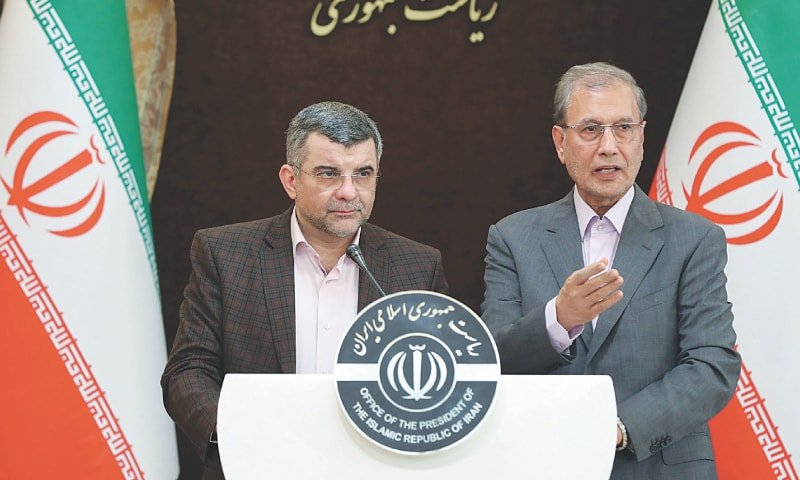 Iran deputy health minister has coronavirus: adviser