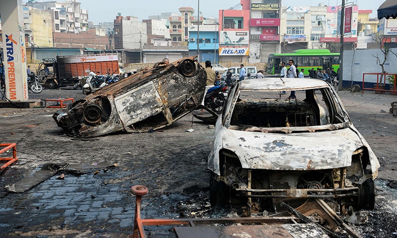 Death toll from Delhi communal violence rises to 23; high court orders security for citizens