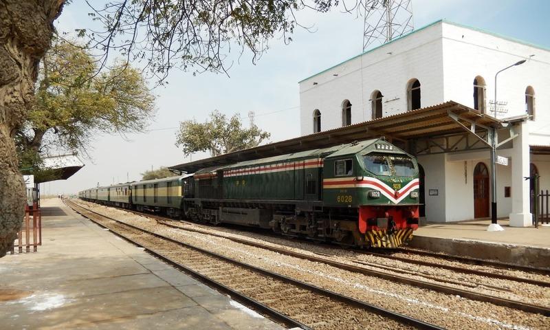 کوئٹہ، تفتان کے درمیان ٹرین سروس غیر معینہ مدت تک کے لیے بند