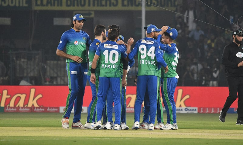 A win for either team in today's match will take them atop the fledgling PSL standings. — Photo courtesy @PCB