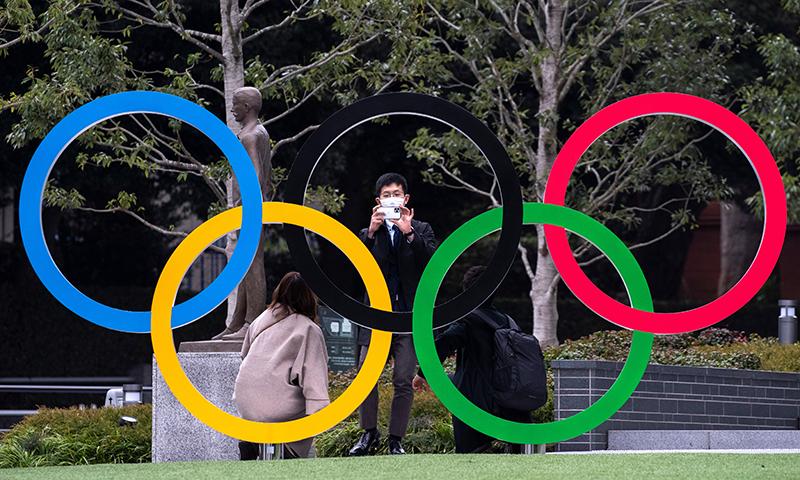 اس سے قبل آخری مرتبہ منسوخ ہونے والے اولمپکس کا انعقاد بھی 1940 میں ٹوکیو میں ہی ہونا تھا— فوٹو: رائٹرز
