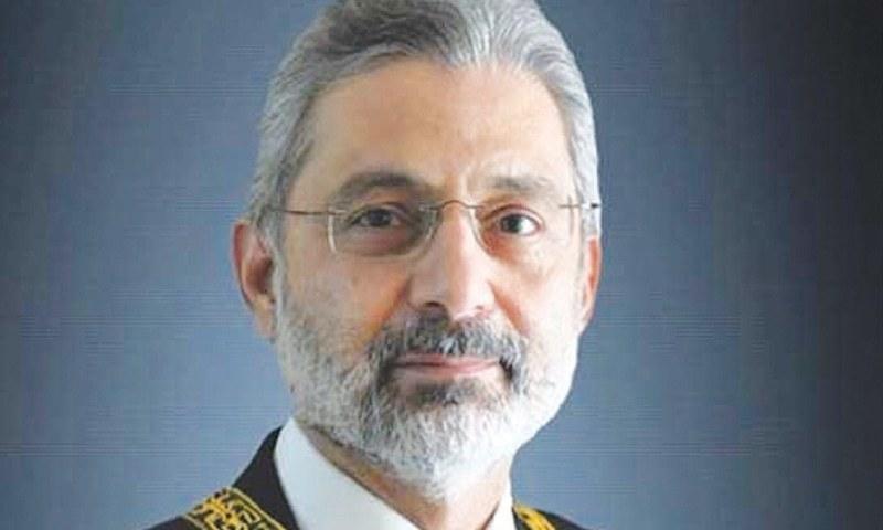 وکلا تنظیموں کا حکومت سے جسٹس عیسٰی کیخلاف ریفرنس واپس لینے کا مطالبہ