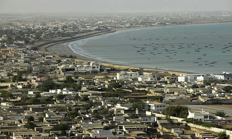 DG GDA says ban was placed in PML-N govt's time; ban was initiated to complete the Gwadar city masterplan. — AFP/File