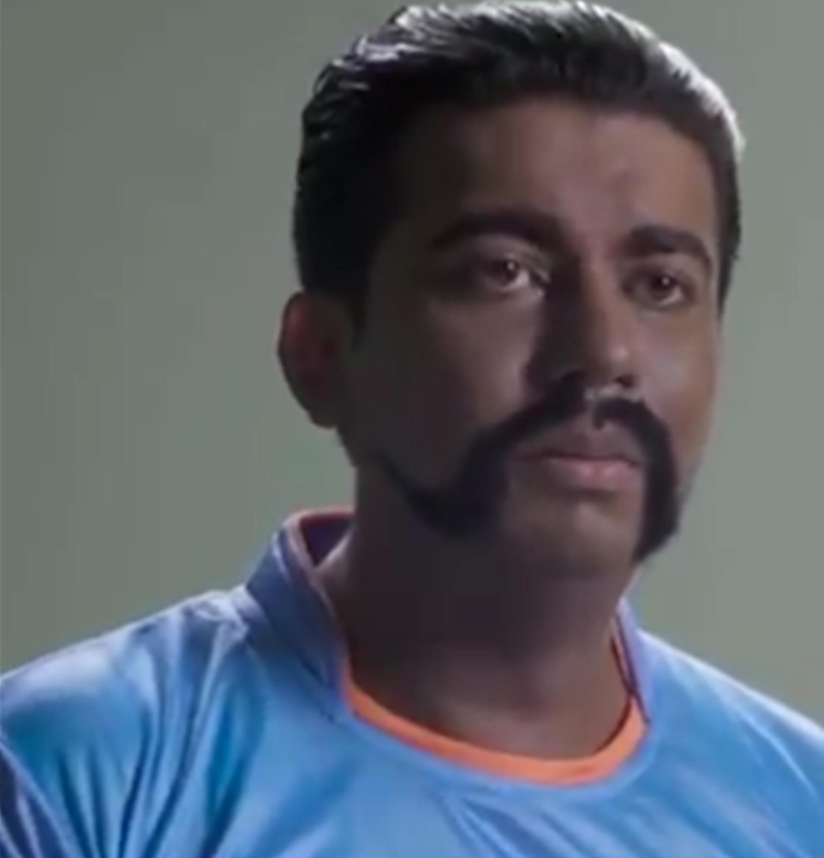 A Pakistani actor playing Abhinandan | File photo