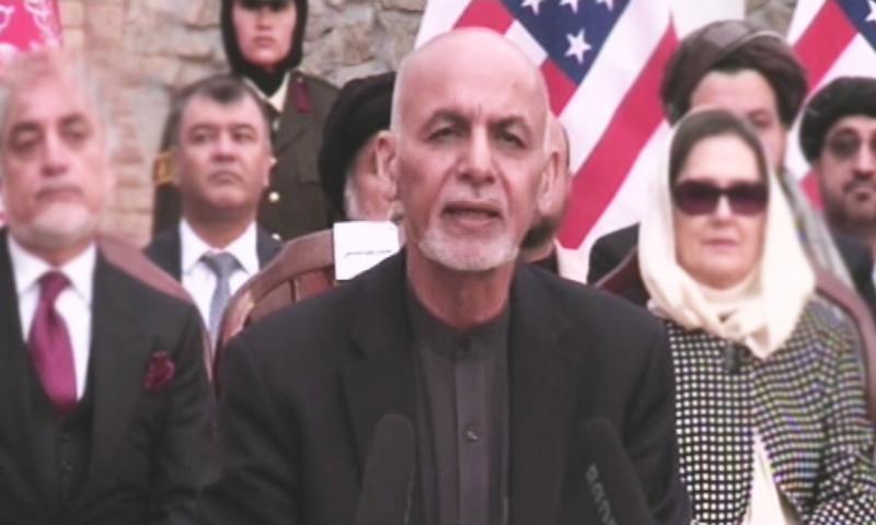 افغان امن عمل: تمام فریقین معاہدے کی پاسداری کریں گے، اشرف غنی