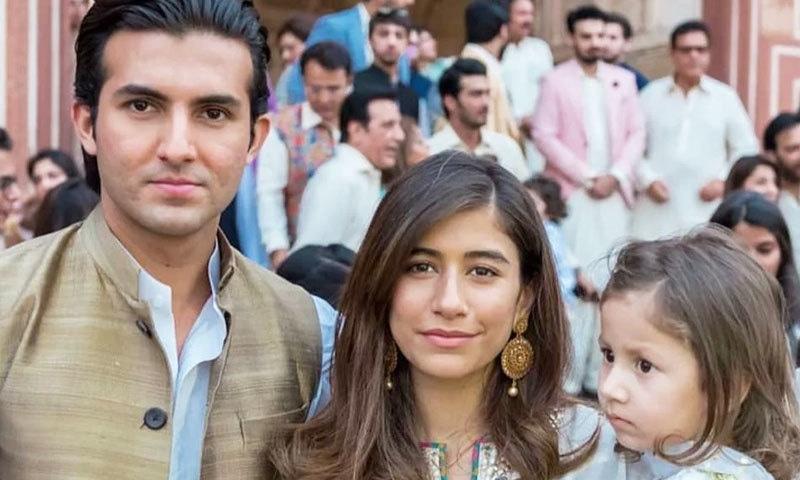 دونوں نے 2012 میں شادی کی تھی—فوٹو: فیس بک