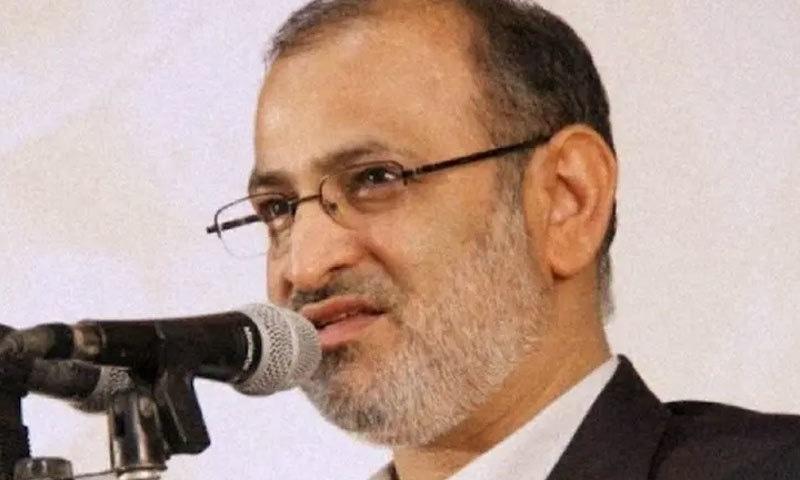 ایران کے ایک رکن پارلیمینٹ بھی مبینہ طور پر کورونا کی وجہ سے ہلاک ہوچکے ہیں—فوٹو: ٹوئٹر