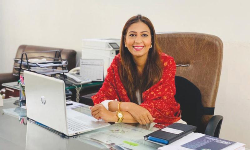 Tayyaba Kamal, CDI project director