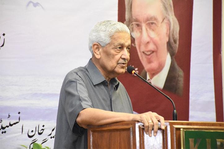 Karachi owns a fabulous history of mushaira, says A.Q. Khan ...