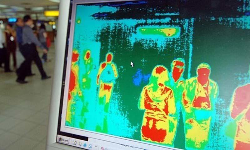 کورونا وائرس: ملک کے 4 ایئرپورٹس پر خودکار تھرمل اسکینرز نصب