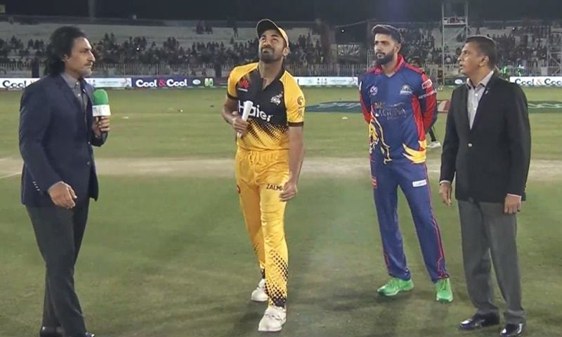 Karachi Kings won the toss and decided to field first. — DawnNewsTV