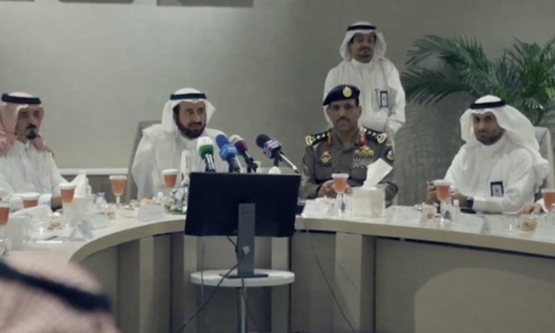 سعودی عرب میں کورونا وائرس کے پہلے کیس کی تصدیق