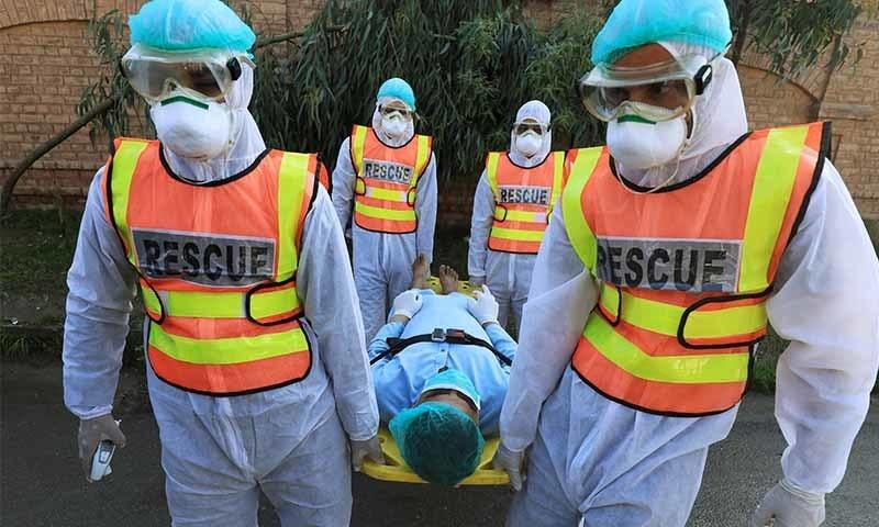 پاکستان میں کورونا وائرس کے پانچویں کیس کی تصدیق