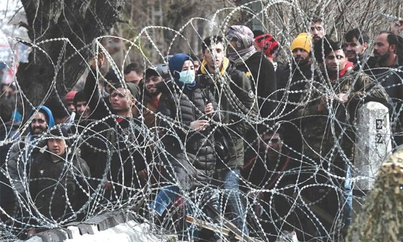Erdogan threatens Europe with 'millions' of migrants