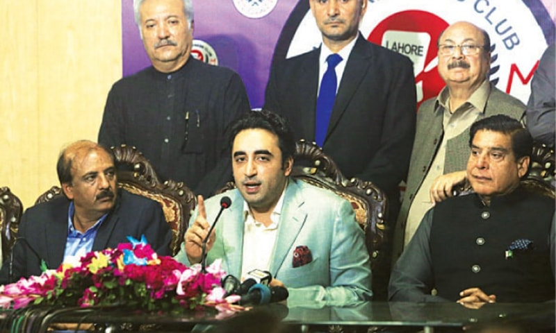 Bilawal doubts success of US-Taliban peace deal sans Afghan govt