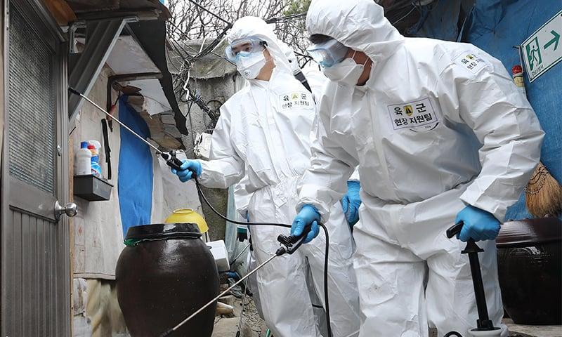 امریکا میں کورونا وائرس سے ہلاکتوں کی تعداد 6 ہوگئی
