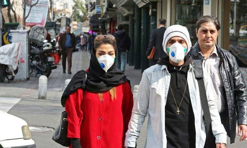 چین، جنوبی کوریا، اٹلی اور ایران میں سب سے زیادہ لوگ وائرس سے متاثر ہوئے ہیں—فوٹو: اے ایف پی
