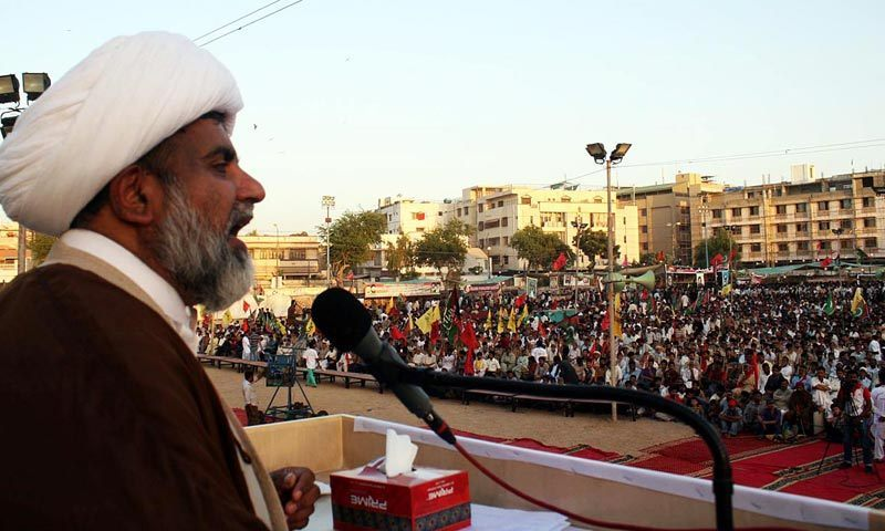 "They condemned the ""malicious propaganda"" against pilgrims of Imam Raza's holy shrine. — Online/File"