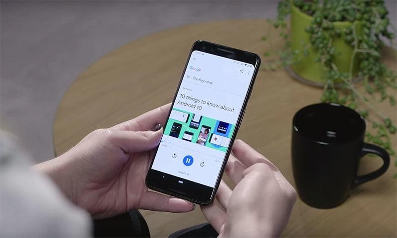 اب گوگل اسسٹنٹ انگلش تحریر اردو میں سنا سکے گا