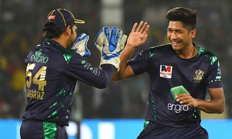 Highest wicket-taker till now, Hasnain savouring PSL experience at home