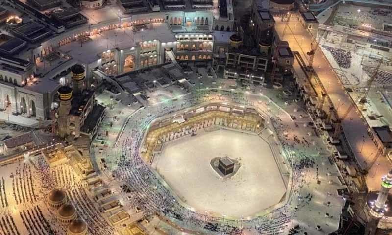 سعودی عرب: مسجد الحرام، مسجد نبوی عشا سے فجر تک بند رکھنے کا اعلان