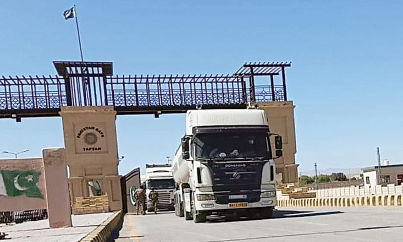 Pak-Iran trade resumes after 13 days