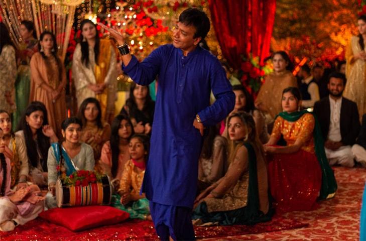 Dance choreographer Nigah Hussain