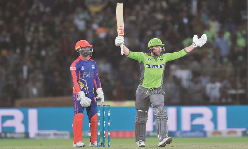 Dunk, Akhtar power Qalandars to convincing win over Kings
