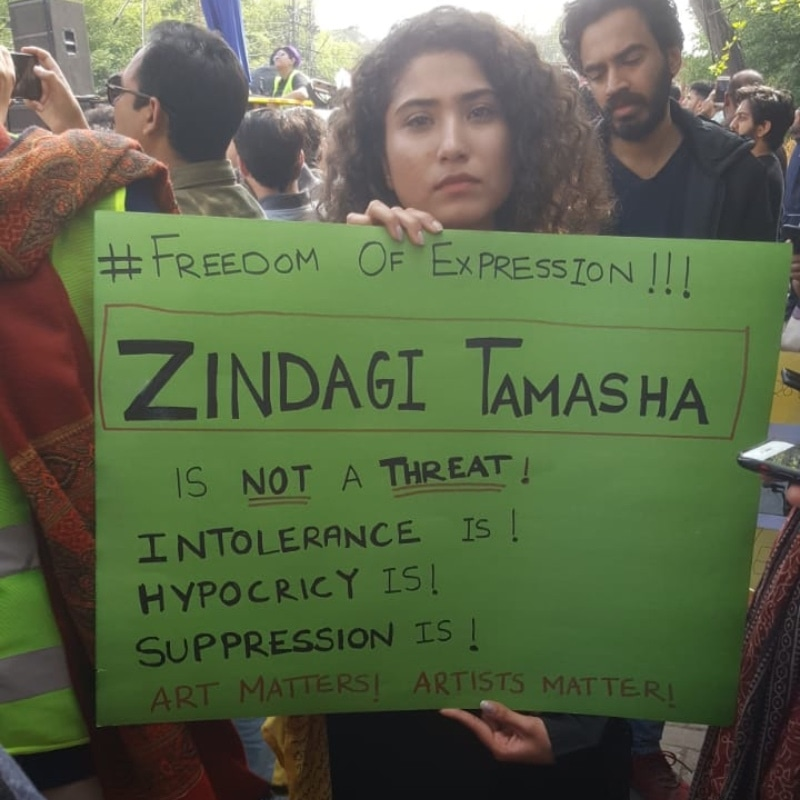 foto de These posters from Aurat March spoke our hearts out Comment Images