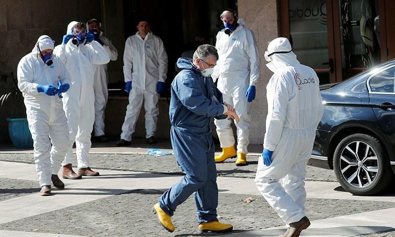 کورونا وائرس کے عالمی وبا بننے کا خدشہ حقیقت بن گیا، ڈبلیو ایچ او