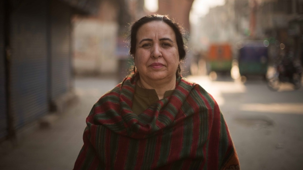 Rukhshanda Naz, a human rights attorney and long-time gender rights leader who is fighting in Pakistan's courts to extricate girls from early and forced marriages.