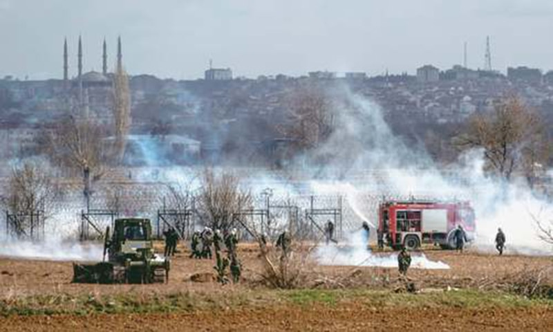 Turkey defies EU pressure to shut border, calls summit  on migration crisis