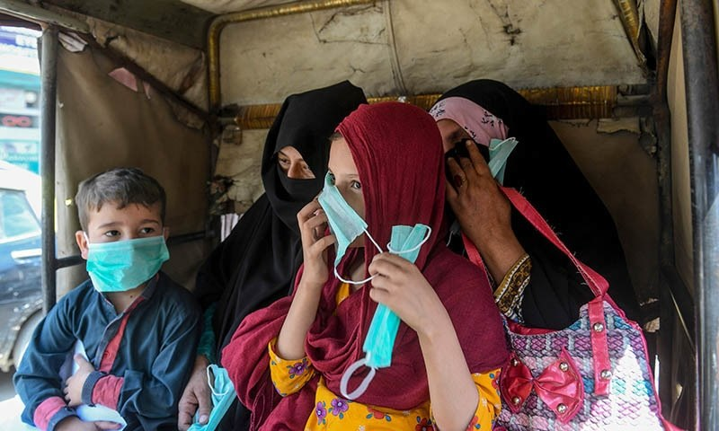گلگت بلتستان میں کورونا کا نیا کیس، پاکستان میں مجموعی تعداد 20 ہوگئی