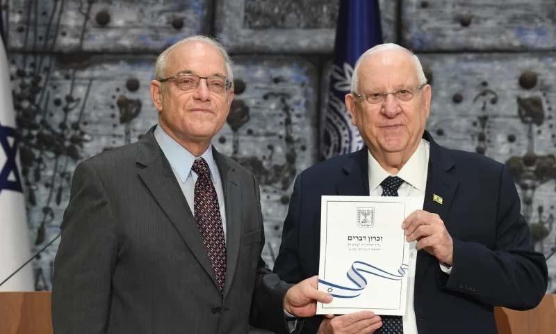اسرائیل: صدر کا نیتن یاہو-گانتز کی مشترکہ حکومت کا منصوبہ