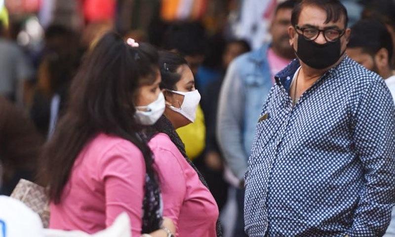 نوول کوڈ 19 کورونا وائرس نے دنیا کے 115 سے زائد ممالک کو متاثر کیا—فوٹو: اے ایف پی